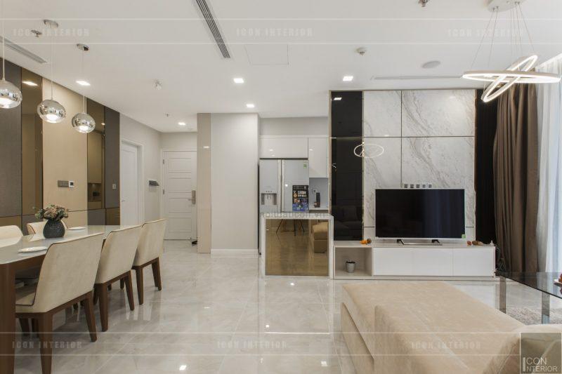 Cho thuê gấp 3 phòng ngủ Vinhome Golden River giá rẻ