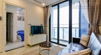 Căn hộ 2 phòng ngủ aqua 3 Vinhomes Golden River