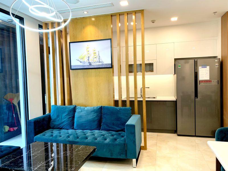 2 phòng ngủ Aqua 2-OT01 Vinhomes Golden River