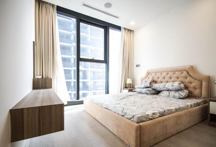 Căn hộ 2 phòng ngủ Luxury 6 Vinhomes Golden River