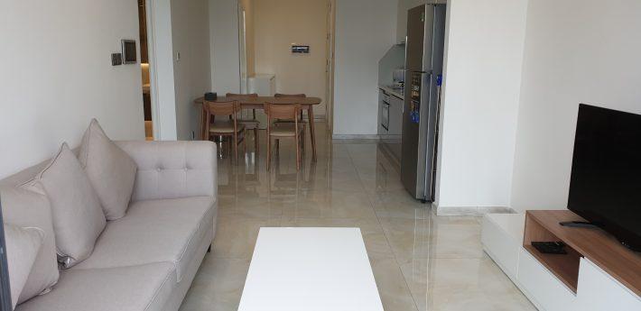 Căn hộ 1 phòng ngủ Aqua 1 Vinhomes Golden River