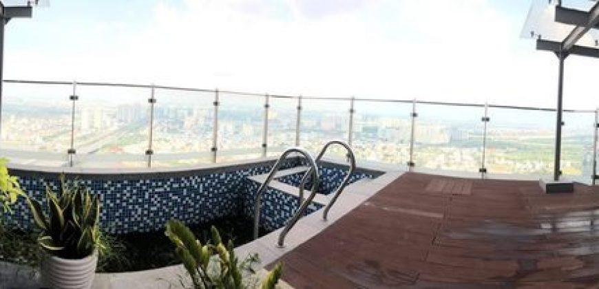 Skyvilla 240m2 Landmark 81 tầng Vinhomes Central Park