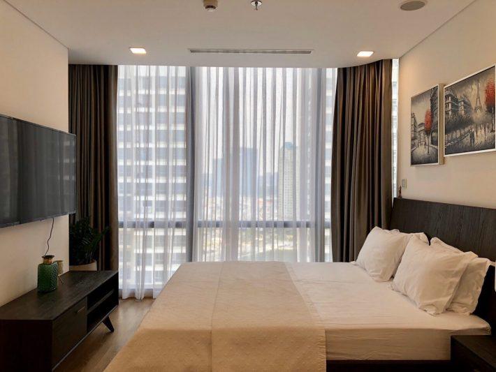 2PN Landmark 81 Vinhomes Central Park cho thuê full nội thất