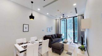 1PN cho thuê Aqua 1 căn OT01 full nội thất giá tốt nhất