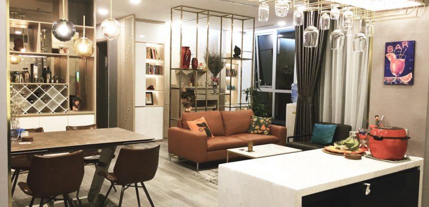Bán 3 phòng ngủ Park 7 Vinhomes Central Park full nội thất