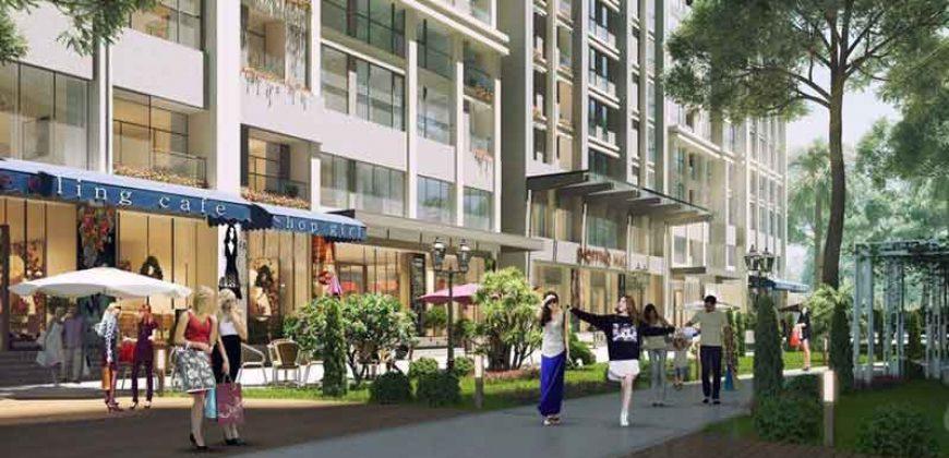 Cho thuê shophouse Aqua 1 Vinhomes Golden River 145m2 giá 3000USD