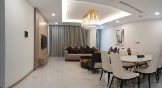 4PN căn hộ Landmark 81 Vinhomes Central Park cho thuê nội thất cao cấp