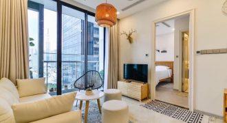 2 phòng ngủ Aqua 3 căn OT05 view trực diện landmark 81 cho thuê