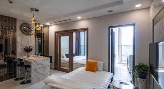 1PN cho thuê căn hộ Landmark 81 tầng Vinhomes Central Park