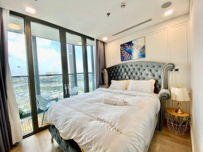 3PN Landmark 81 cho thuê full nội thất hạng sang view sông
