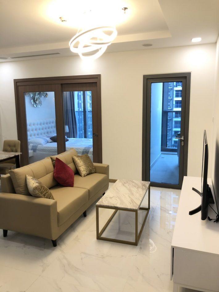 Bán căn hộ tại tòa Landmark 81 Vinhomes Central Park