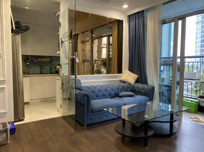 Bán căn hộ 3 phòng ngủ tại tòa Landmark Vinhomes Central Park