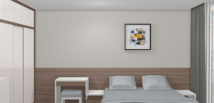 Căn hộ Lm81-15.07 1 phòng ngủ 66m2 Landmark 81 full nội thất