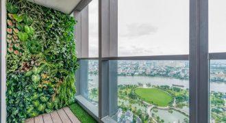 Cho thuê nhanh 2 phòng ngủ landmark 81 view trực diện sông